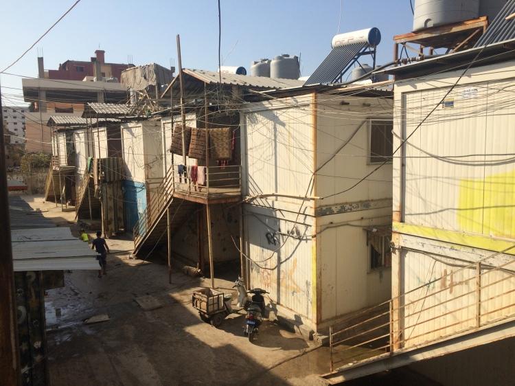 barracks-outside