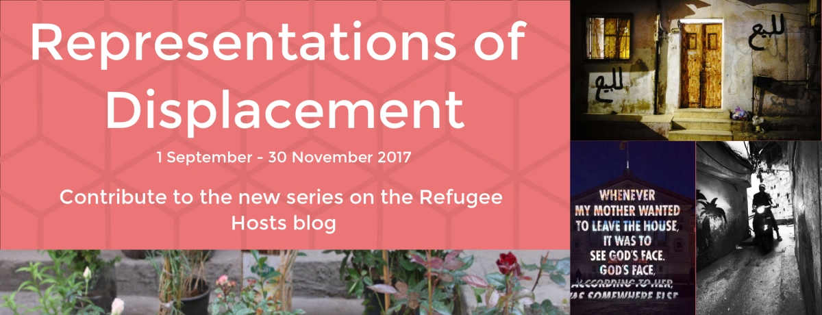 Call for Submissions: Write for our Representations of Displacement Series
