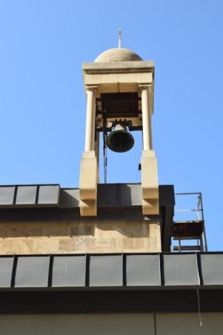 Church bell in Hamra